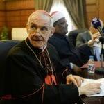 Cardinal J.L Tauran par Monseigneur J.M Aveline