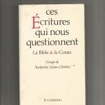 Dialogue interreligieux à l'épreuve des « versets douloureux » par M.S. Janjar GRIC Maroc