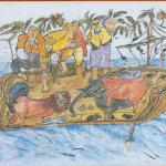 Artistes de tradition musulmane et Noé: Ayssen Makni, GRIC Tunis